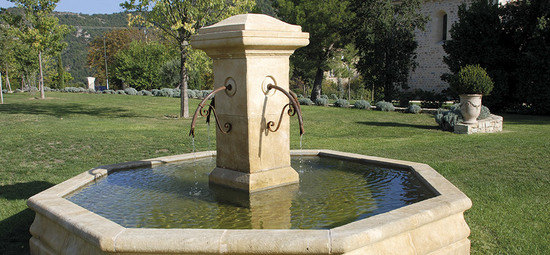 Fontaine Ardèche