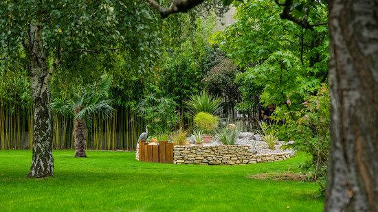 Jardin en Sous-bois