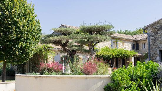 Jardin provençal Rochefort